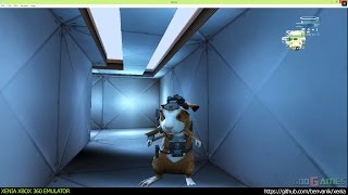 Xenia Xbox 360 Emulator - G-Force Ingame!