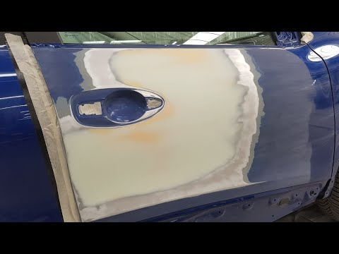 Car Repair:Polyester Putty and Glaze