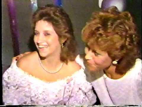 Edwards County High School - Prom 1986