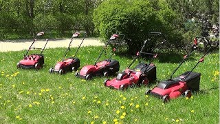 Газонокосилка электрическая WORTEX LM 3213 P. Electric lawn mower WORTEX LM 3213 P