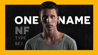 NF type Beat - One Name - Christian Hip-hop rap beat - New (2018)