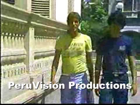 """SERIE PERUANA """"BARRAGAN (1983) PARTE 1"""