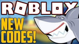 2 NEW SHARKBITE CODES! (June 2019) | ROBLOX