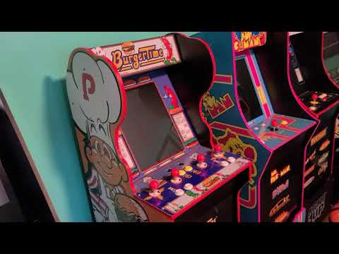 I Really Like the New Tempest Legacy Arcade Cab from Arcade1up from eBay thesofasurfer