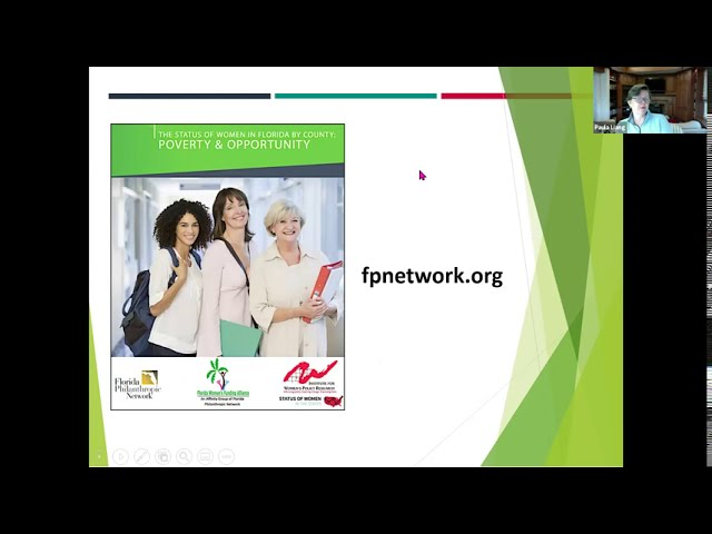 Impact Tuesdays Episode 13 with the Florida Women's Funding Alliance (FWFA) and JWF