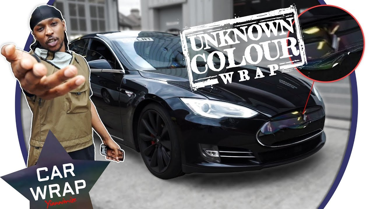 first ever jme s tesla model s wrapped in some cheap online vinyl youtube first ever jme s tesla model s wrapped in some cheap online vinyl