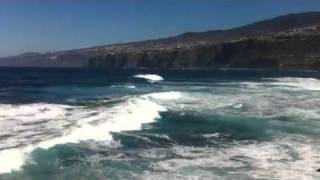Атлантический океан, Тенерифе. Atlantic ocean, Tenerife.