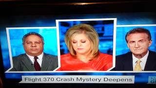 Alex Sanchez on Nancy Grace, about Flight 370 Crash