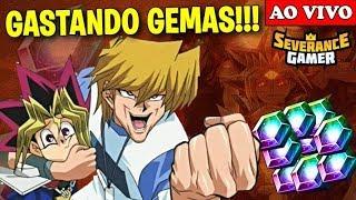 GASTANDO MAIS DE 10 MIL GEMAS E MONTANDO NOVOS METAS  - Yu-Gi-Oh! Duel Links