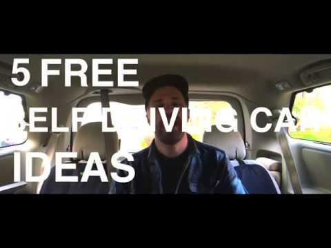 5 Free Self Driving Car Ideas   FREE IDEAS