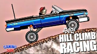 Hill Climb Racing Update - LOWRIDER New Vehicle Unlocked | Hack | Game For Kids #FHD