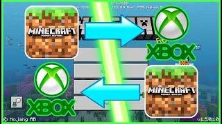 КАК ЗАРЕГИСТРИРОВАТЬСЯ, ВОЙТИ И ДОБАВИТЬ ДРУЗЕЙ В Xbox Live В Minecraft BE 1.13.0.17 - 1.12.1!