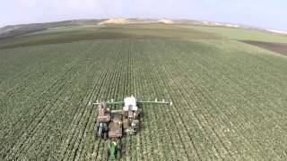 Agriculture - Affordable aerial video and photography.