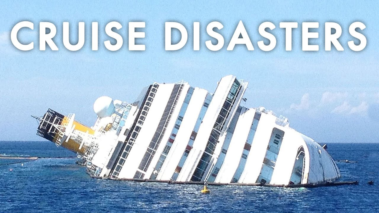 5 WORST Cruise Ship Disasters