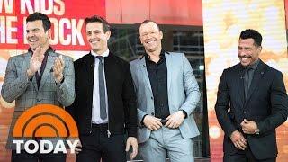 NKOTB, Boyz II Men, Paula Abdul Reveal: We're Touring Together | TODAY