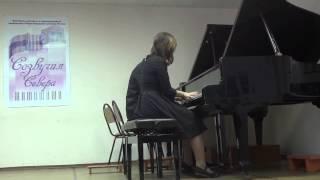Бетховен Соната ре мажор 2 часть