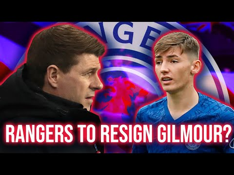 Update on Rangers re-signing Billy Gilmour & if a deal can still be done