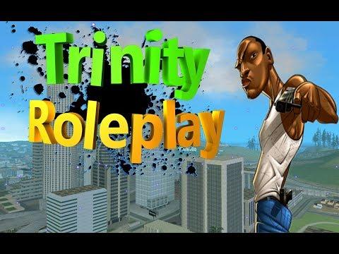 Новая жизнь на Trinity Roleplay #1 SAMP