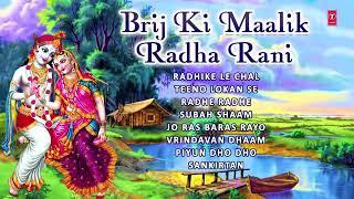 Brij ki maalik Radha Rani bhajan / Devi chitralekha ji/ bajan