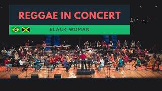 Black Woman (Judy Mowatt) - Reggae in Concert