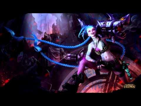 League of Legends : Jinx Theme Song 1 Hour