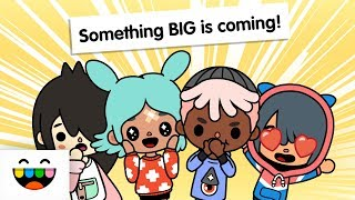 Something BIG is Coming! | NEW APP | Toca Life: World