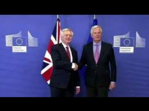 BrExit: 3rd Round of Article 50 Negotiations 31 Aug 2017