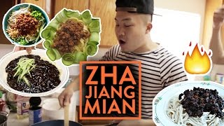 ZHA JIANG MIAN RECIPE (Chinese Fried Sauce Noodle)