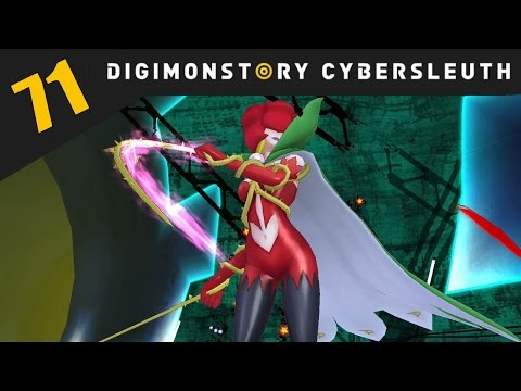 Digimon Story: Cyber Sleuth PS4 / PS Vita Let's Play Walkthrough Part 71 - Property Bellow Nakano