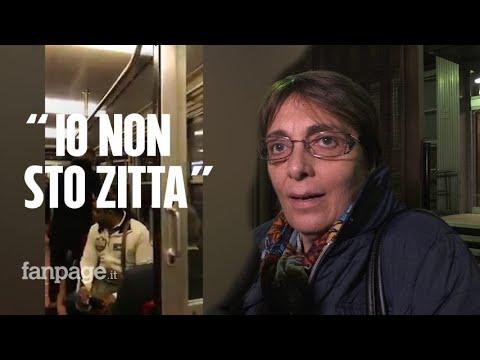 Aggressione razzista a Napoli: parla la signora che ha difeso gli immigrati sulla Circumvesuviana