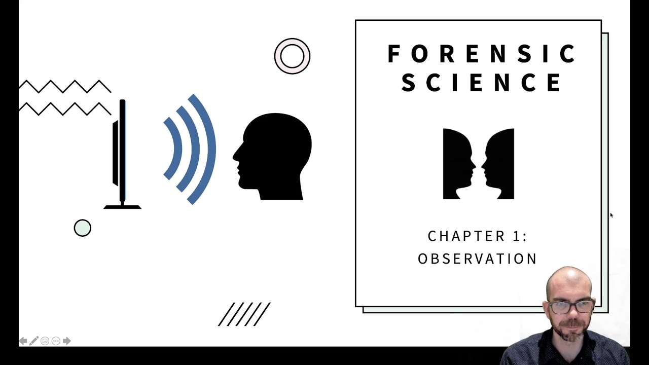 Observation Chapter 1 Forensic Science Youtube