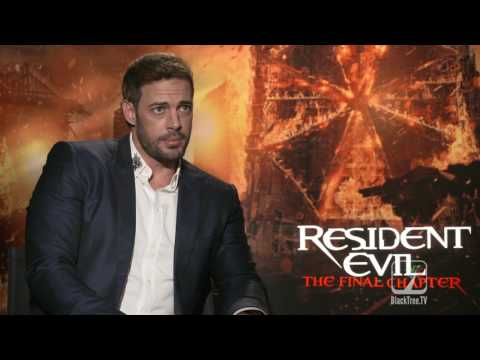 William Levy  for Resident Evil The Final Chapter