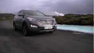 Essai Hyundai Santa Fe 2013