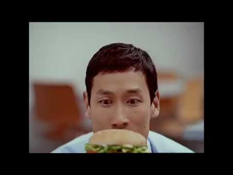 Eat Like Snake Burqa King Ad (2187 Coconut Original)