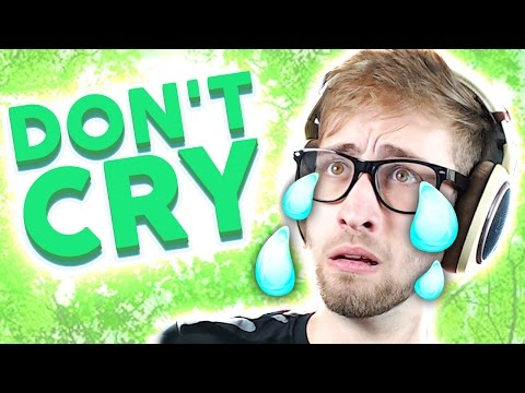 TRY NOT TO CRY CHALLENGE!!
