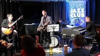Nigel Price Organ Trio - Joel Barford Solo 06/10/2020