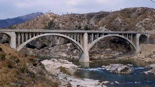 Arch Bridge, Korean War 1952, 79th Engineer Battalion (Construction)