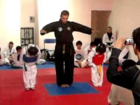 jaguar taekwondo prof cano luis paul meneses parte 2