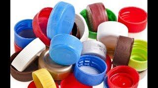 Как сделать бутылкорез из крышек от пластиковых бутылок/A bottle cutter from plastic bottle caps
