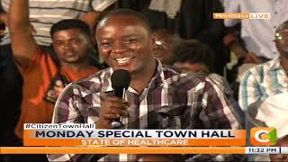 MONDAY SPECIAL TOWN HALL | State of health in Mombasa County [Part 3]