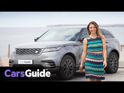 2018 Range Rover Velar review