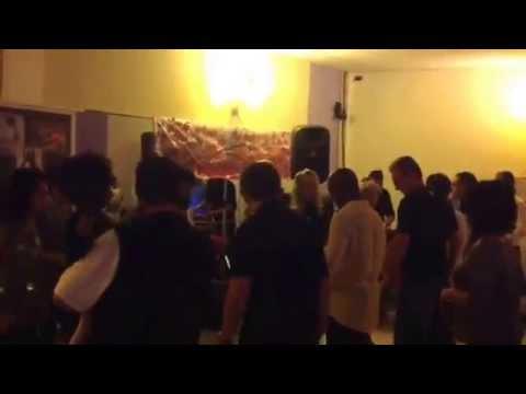 Stage di kizomba con Alain Morales 13/04/14 Noche del Barrio, Barrio Blanko