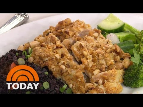 Cook And Eat Like Laura Prepon! Make Her Coconut Almond Chicken  TODAY