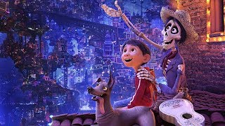 Coco Full Movie 2017 English Compilation - Animation Movies - New Disney Cartoon 2019