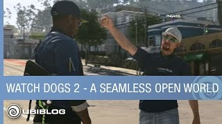Watch Dogs 2 - Creating Cooperative and Competitive Chaos in a Seamless Open World [US]