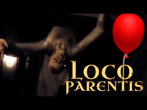 HORROR IS BETTER WITH FRIENDS | Loco Parentis Part 1