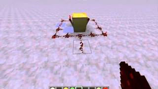 Minecraft simple block duplication glitch