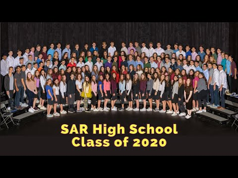SAR High School Class Of 2020 Graduation Ceremony