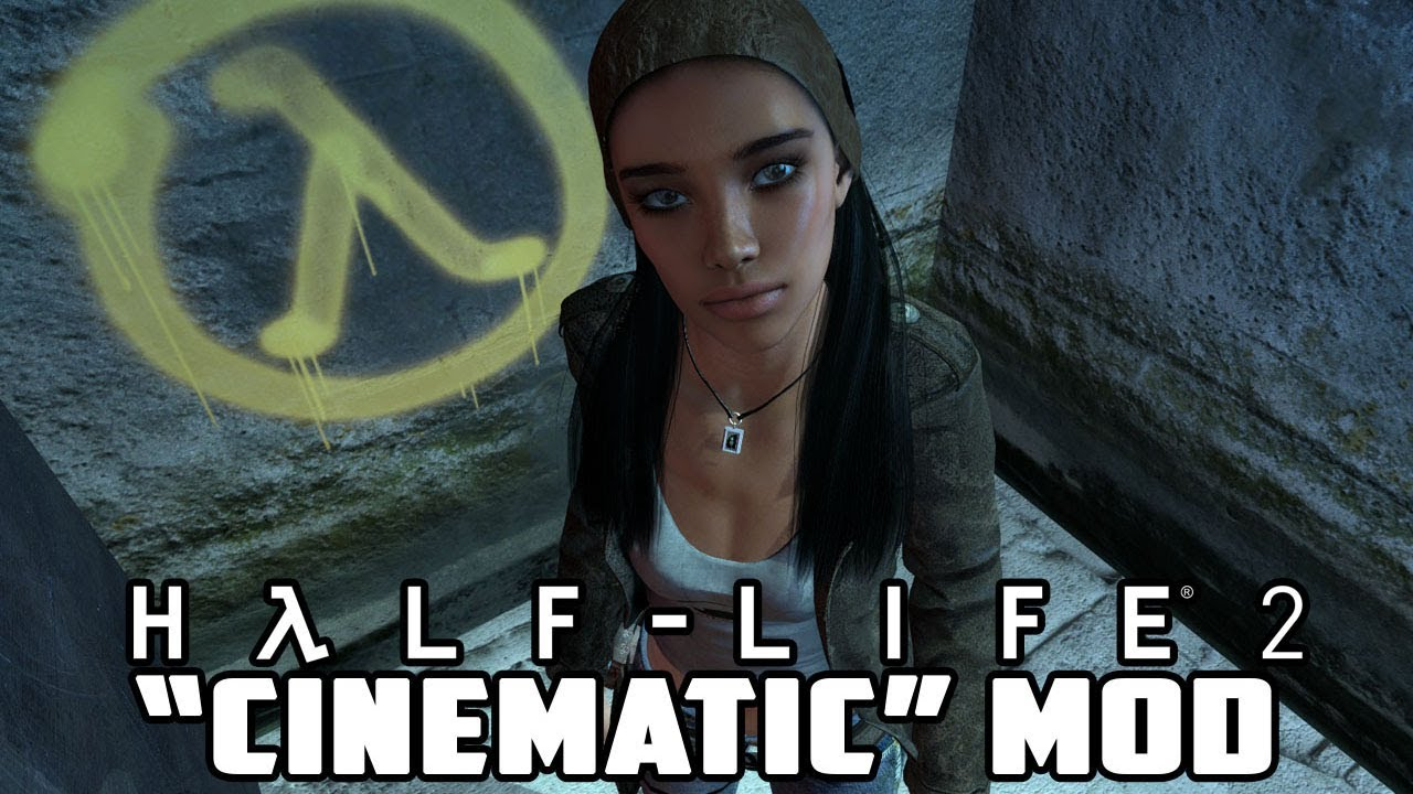 Mod Corner - Cinematic Mod for Half-Life 2 - YouTube