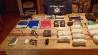 Coast Guard Boot Camp Packing List